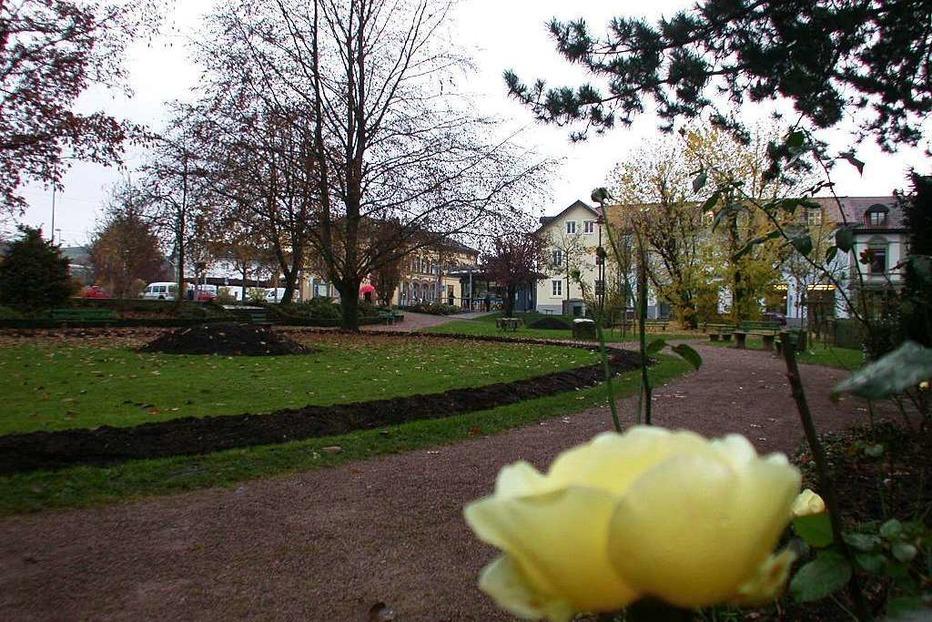 Stadtpark - Schopfheim