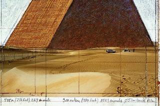 Christo und Jeanne-Claude in Riegel