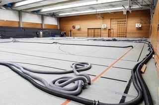 Sporthalle Staudinger Schule