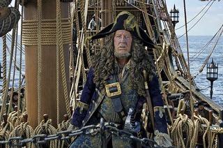 """Schauspieler Geoffrey Rush über Johnny Depp und """"Pirates of the Caribbean"""""""