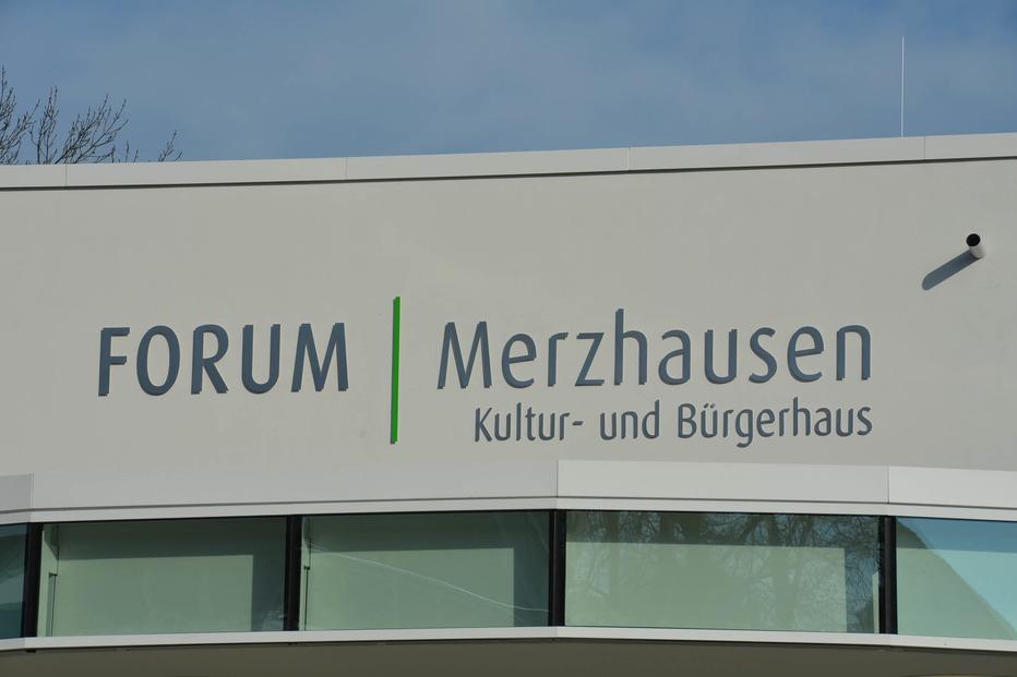 Kultur- und Bürgerhaus (Forum) - Merzhausen
