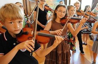Freiburger Musikschul-Ensembles geben am Samstag kostenlose Konzerte in der Innenstadt