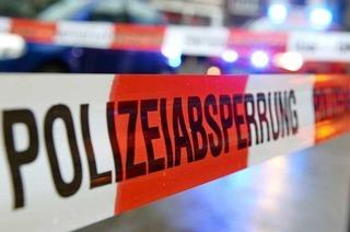 Vier Verletzte bei zwei Unfällen auf A 5 bei Bad Bellingen