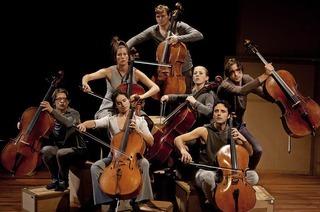 Cellostorm im Festspielhaus Baden-Baden