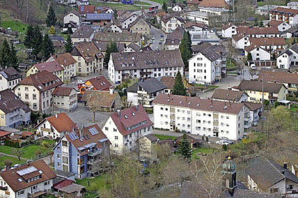 Ortsteil Atzenbach - Zell im Wiesental