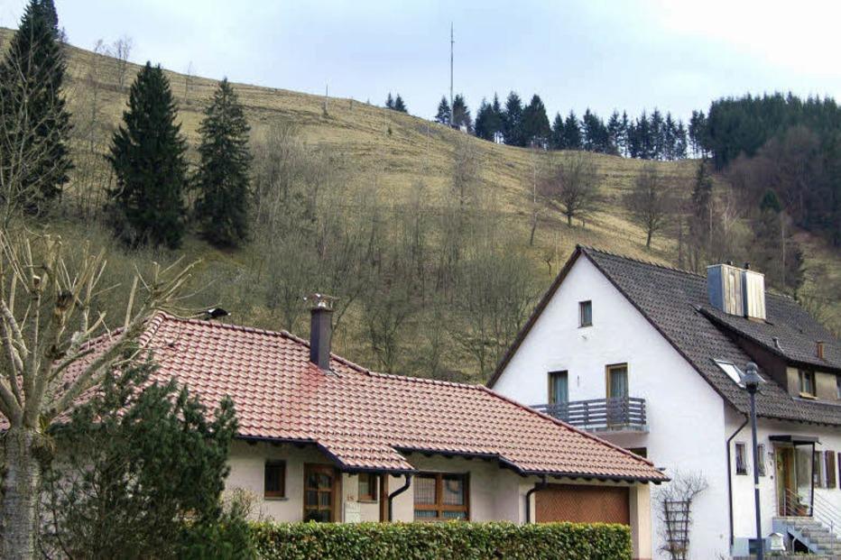 Gliehen (Atzenbach) - Zell im Wiesental