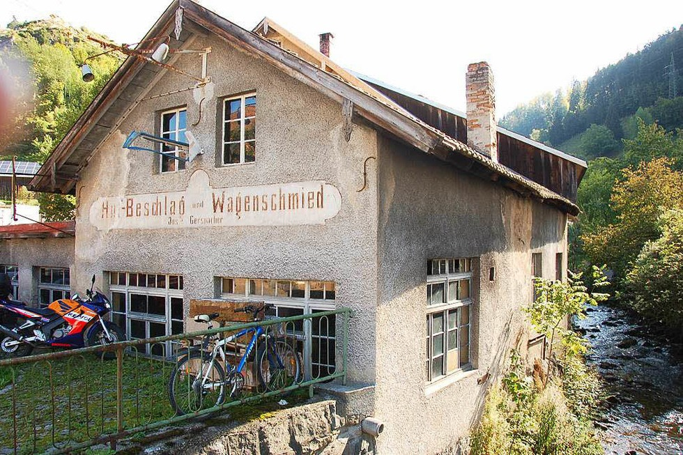 Alte Schmiede Mambach - Zell im Wiesental
