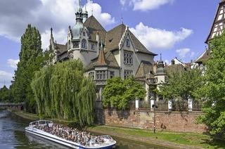 Fest 70 Jahre Aussflugsboote Straßburg
