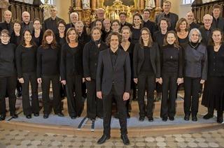 Der Freiburger Kammerchor im Konzerthaus