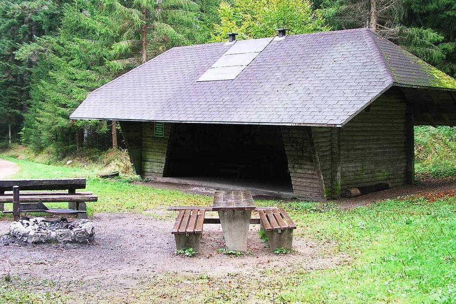 Grillplatz Kaisertanne - Schluchsee