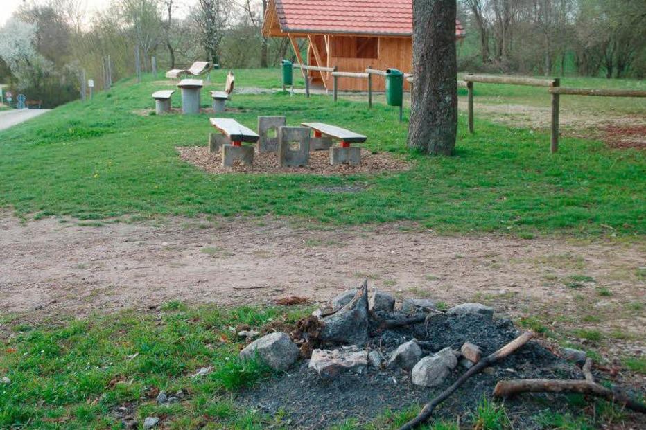 Auf dem Altreb (Nordschwaben) - Rheinfelden