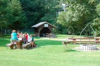 Grillplatz am Engenwald