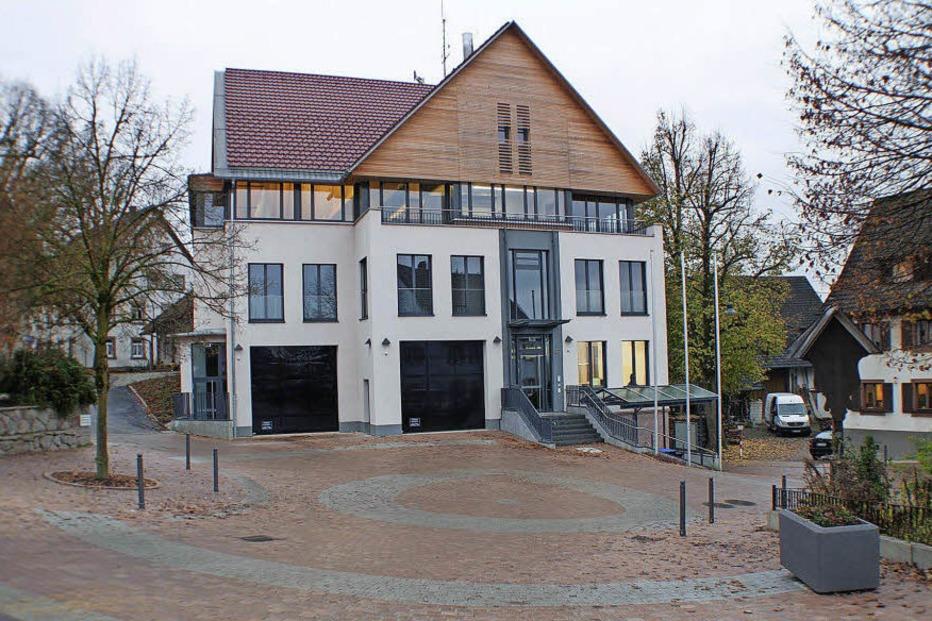 Dorfplatz - Heuweiler