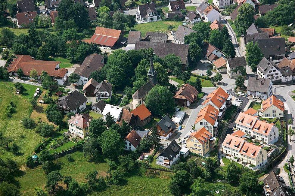 Gemeindegebiet - Heuweiler