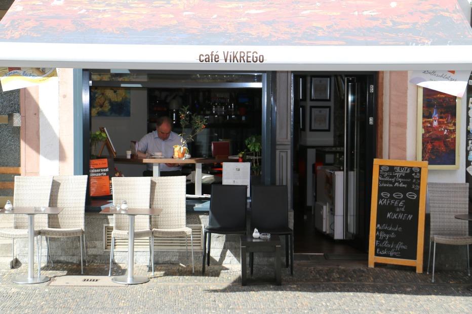 Vikrego Café Oberlinden - Freiburg