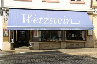 Buchhandlung zum Wetzstein (geschlossen)