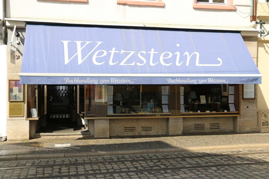 Buchhandlung zum Wetzstein - Freiburg