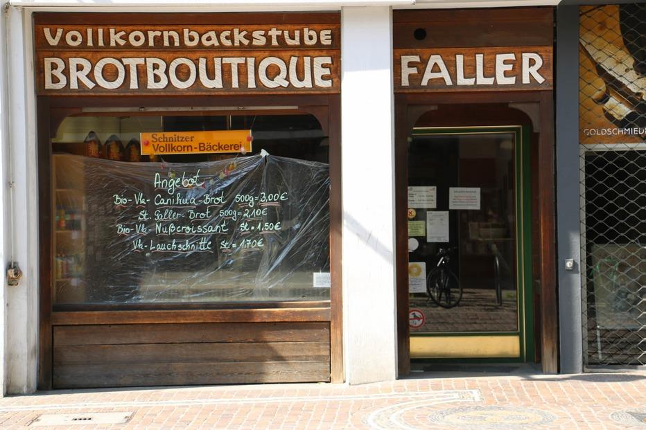 Brotboutique Faller - Freiburg