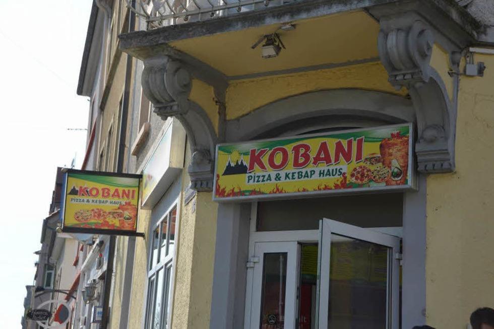 Kobanî Pizza & Kebap Haus - Freiburg