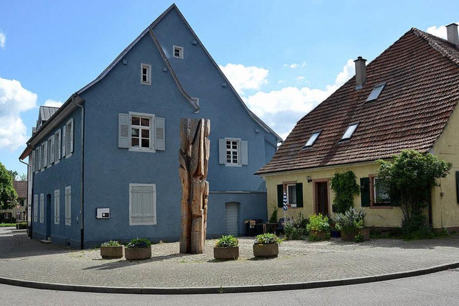 Blaues Haus - Breisach