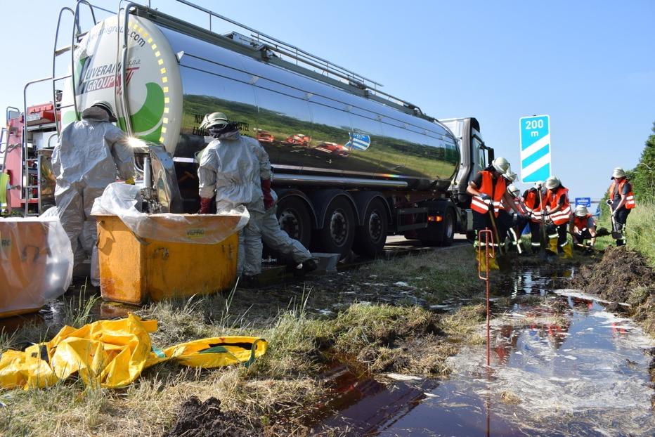 Kakao auf der A5 sorgte bei Rust für kilometerlangen Stau - Badische Zeitung TICKET