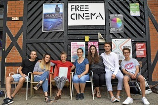 Gute Streifen: Das Free Cinema in Lörrach
