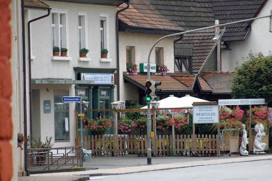 Gasthaus Hercules Schützenhaus (Hauingen) - Lörrach