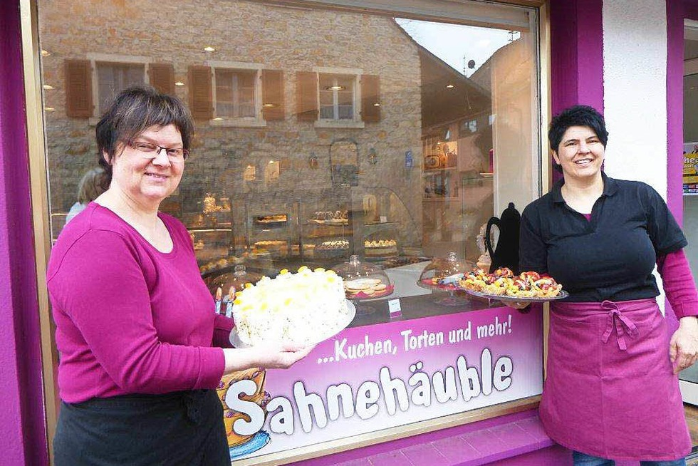 Café Sahnehäuble (Tunsel) - Bad Krozingen