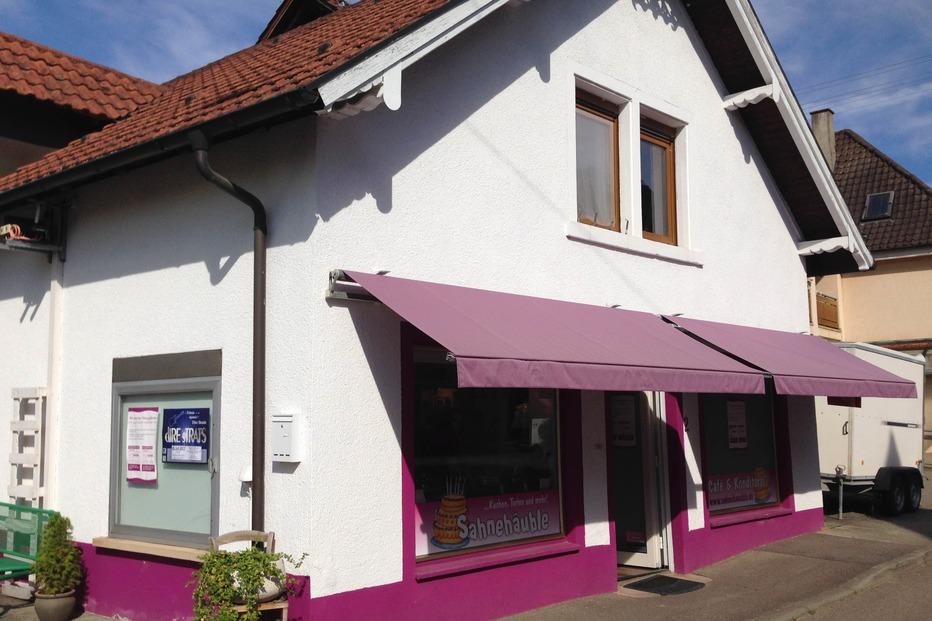 Café Sahnehäuble (Tunsel) - Bad Krozingen