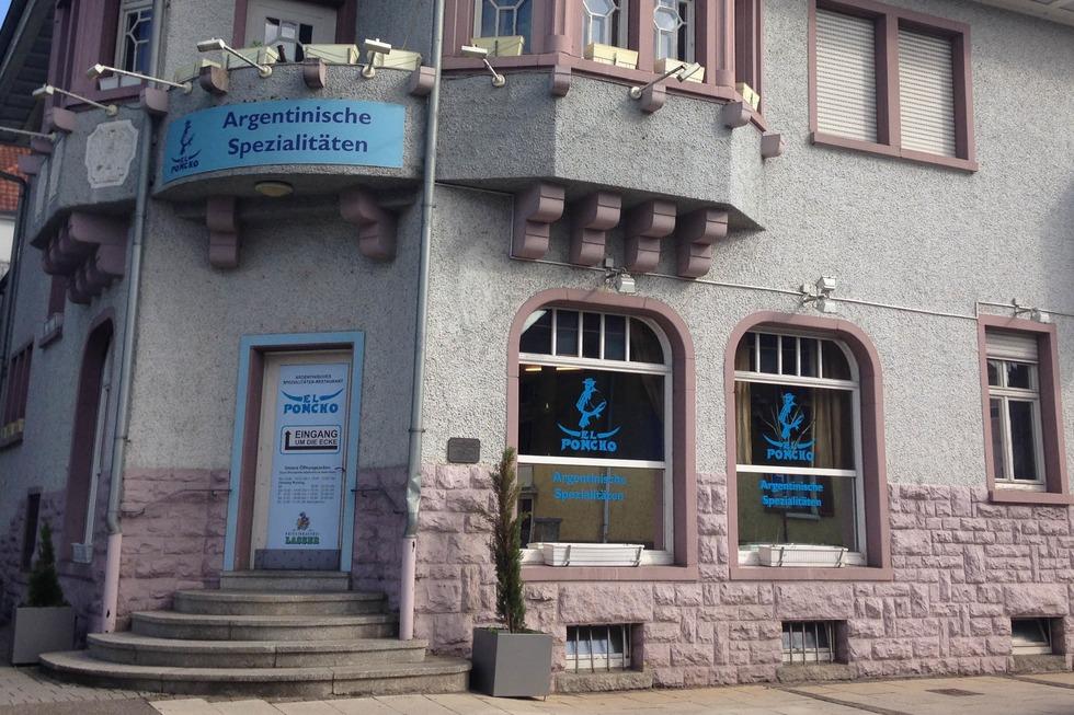 Restaurant El Poncho - Rheinfelden