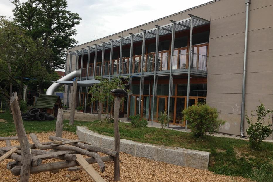 Kindertagesstätte am Seepark - Freiburg