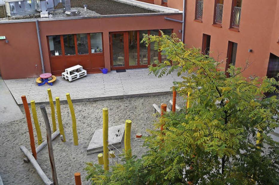 Kindertagesstätte Alleestraße - Lahr