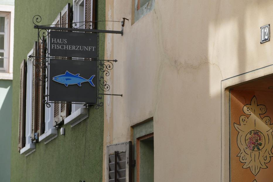 Haus Fischerzunft - Bad Säckingen