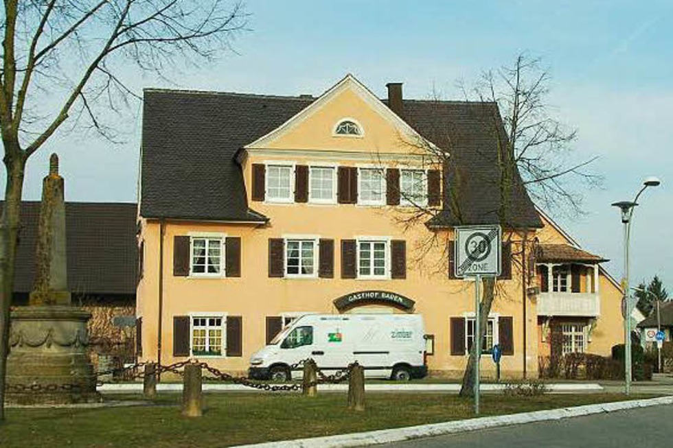 Gasthaus Bären - Auggen