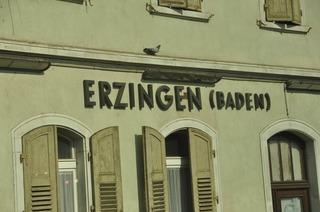Bahnhof Erzingen