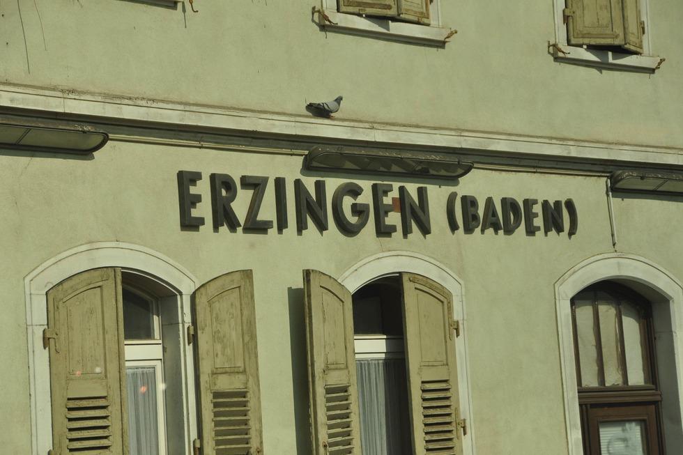 Bahnhof Erzingen - Klettgau