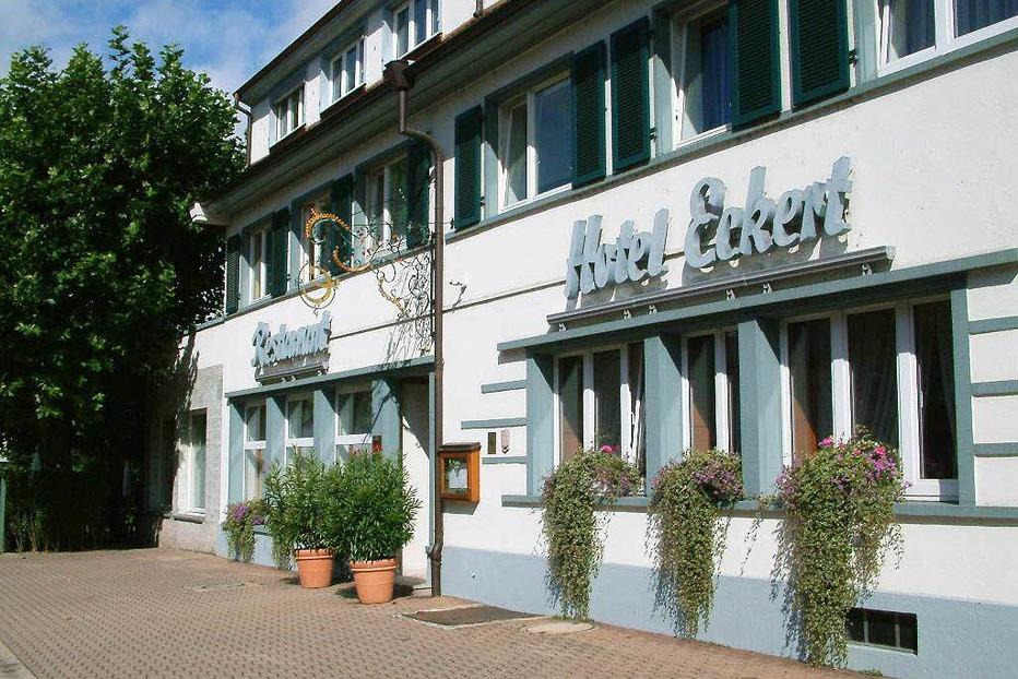 Hotel Eckert Grenzach Wyhlen Badische Zeitung Ticket