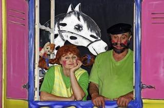 Sperlichs Märchentheater in Offenburg