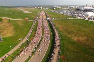 Städtische FWTM richtet Freiburg-Marathon 2018 aus