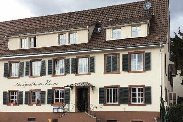 Landgasthof Krone (Haagen)