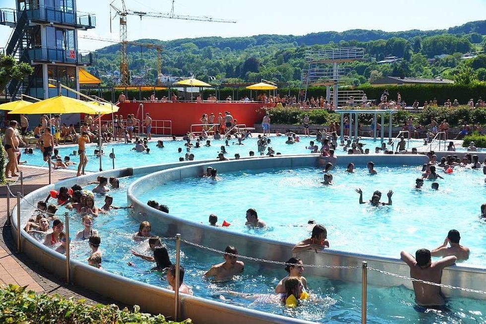 Parkschwimmbad - Lörrach