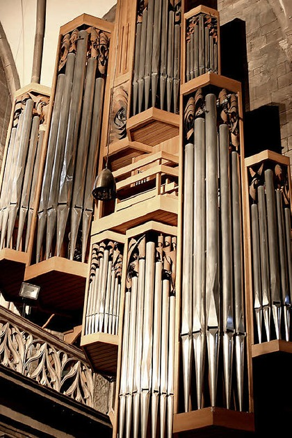 Die Internationalen Orgelkonzerte im Freiburger Münster - Badische Zeitung TICKET