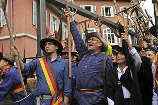Schopfheimer Stadtarchivarin Ulla K. Schmid spricht über die Revolution von 1848