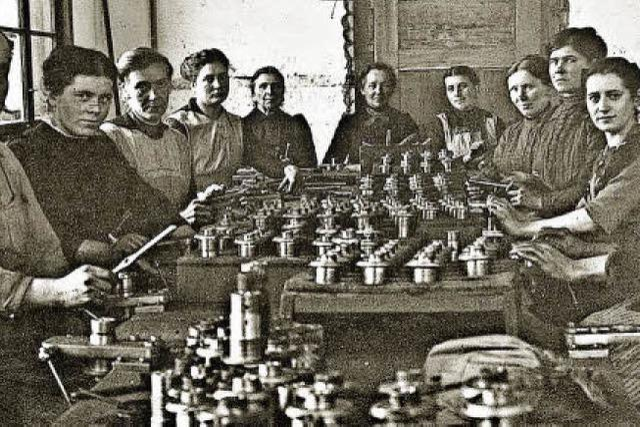 Als die Uhrenproduktion die Wirtschaft im Hochschwarzwald bestimmt hat
