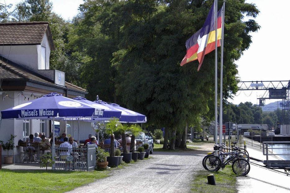 Yachthafen Weil - Weil am Rhein