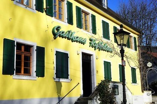 Gasthaus Kybfelsen (Günterstal)