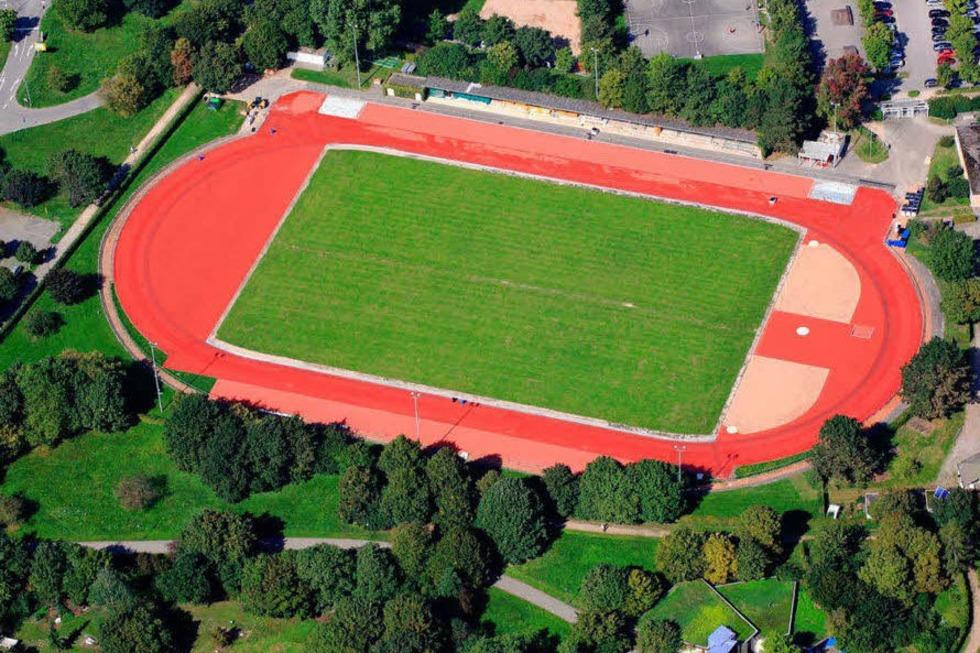 Grüttparkstadion - Lörrach