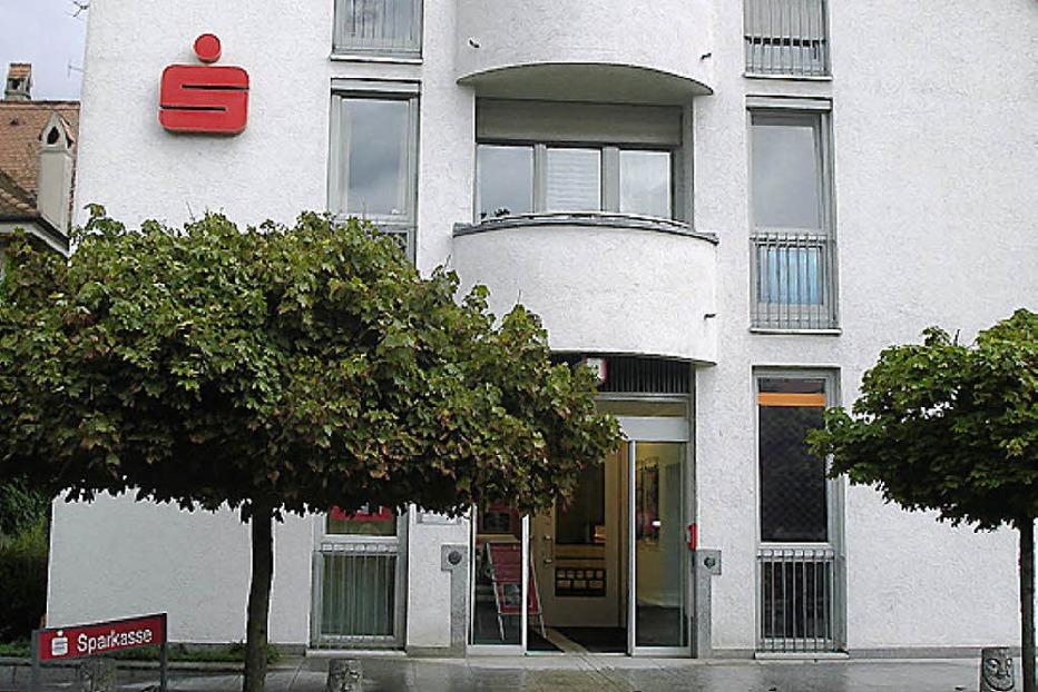 Sparkasse (Haagen) - Lörrach