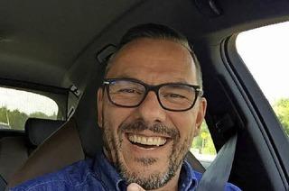 Oliver Gimber in Breitnau
