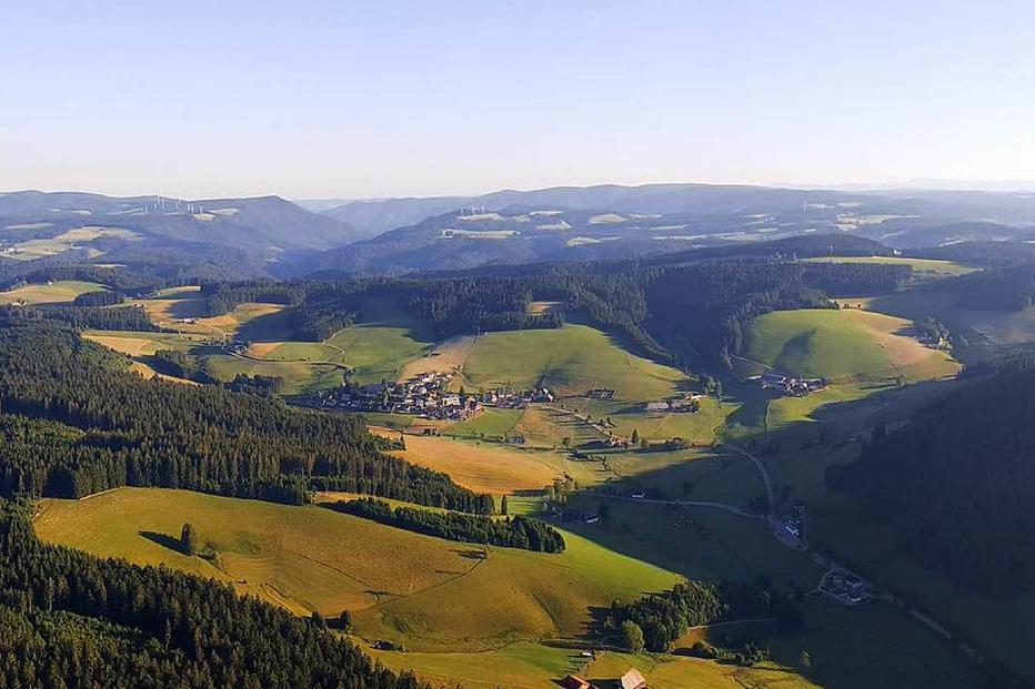 Fotos: Mit dem Heißluftballon über den Hochschwarzwald